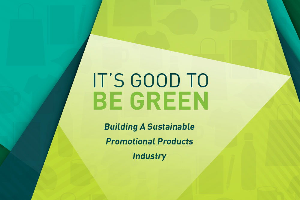 title photo for sustainable promotional products industry white paper