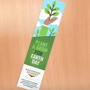 Plant & Grow Large Plantable Bookmarks