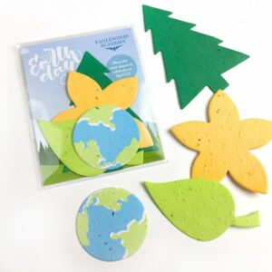 Single-Sided Nature Mix Seed Paper Shape Pack