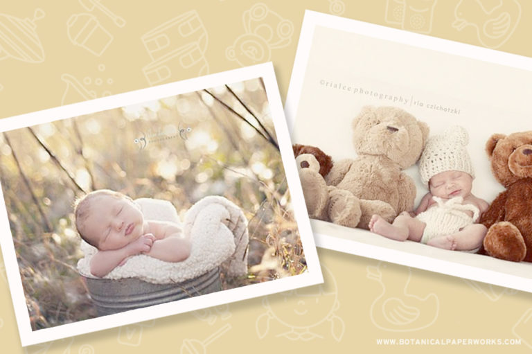 Newborn Baby Photography Ideas