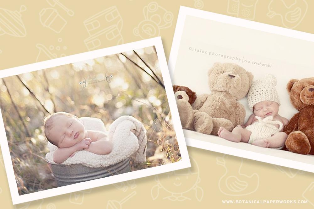 Newborn Baby Photography Ideas
