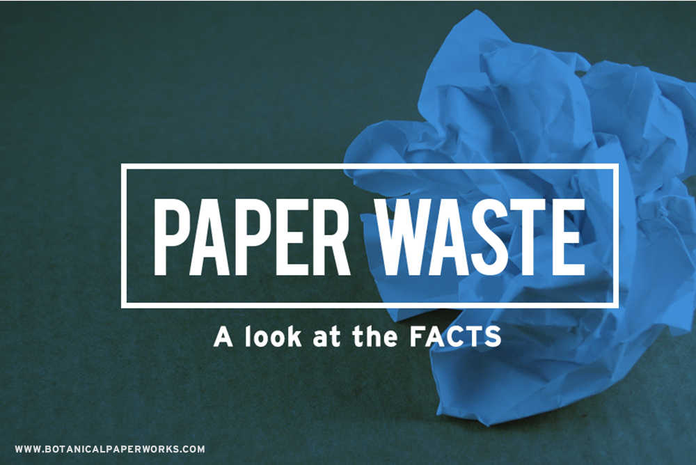 Paper Waste Facts