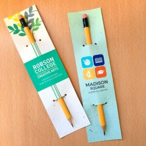 Plantable Pencil Sleeves