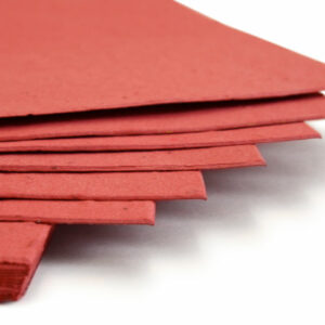 This 11 x 17 Brick Red Plantable Seed Paper can be planted to grow wildflowers.