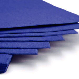 Plant this 11 x 17 Royal Blue Plantable Seed Paper to grow a bouquet of wildflowers.