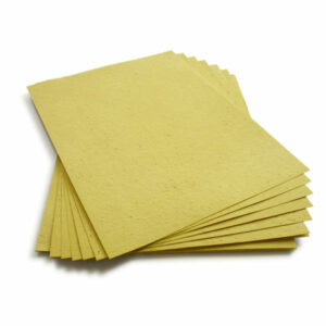 Grow wildflowers with this 8.5 x 11 Olive Green Plantable Seed Paper!