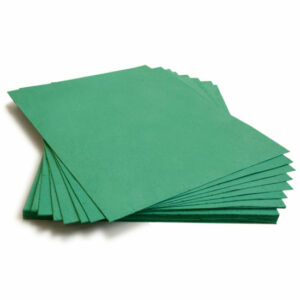 Grow wildflowers with this 8.5 x 11 Teal Plantable Seed Paper!