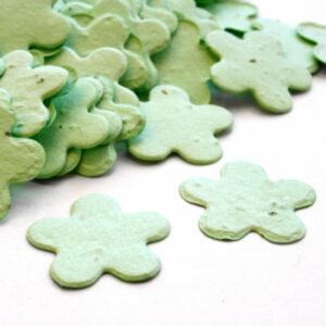 Choose this eco-friendly biodegradable confetti for any celebration.