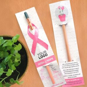Seeds Of Hope Sprout Pencil With Wildflower Seed Paper
