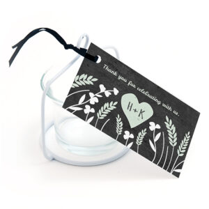 Prairie Love Seed Paper Favor Tags