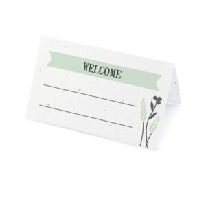 Prairie Love Seed Paper Place Cards