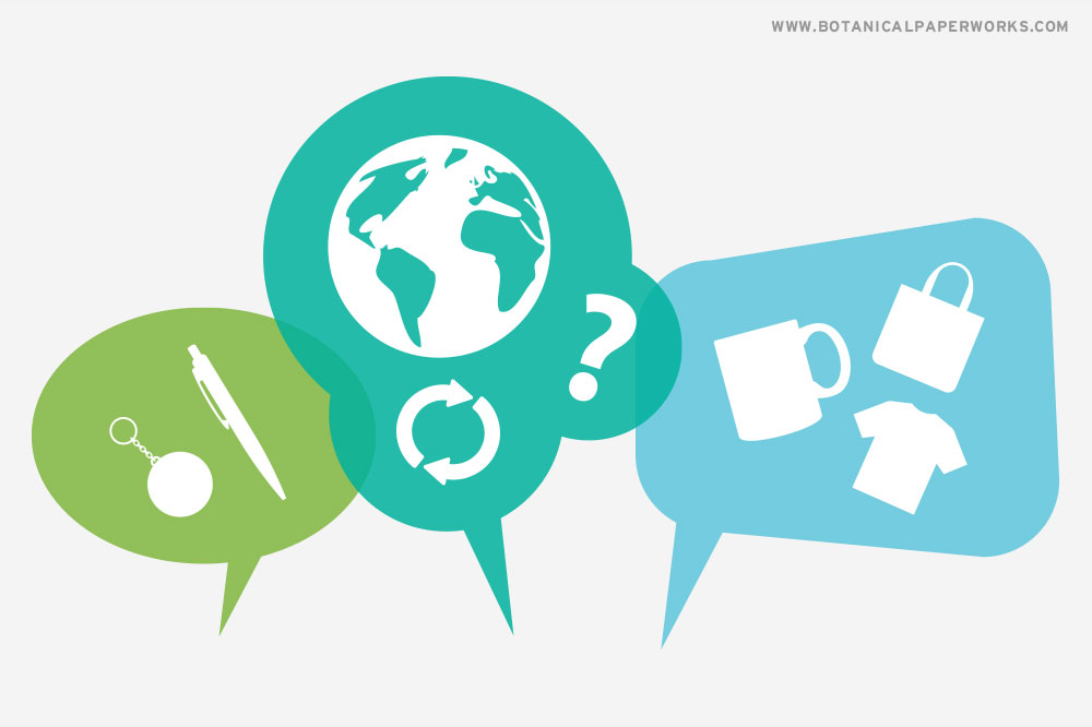 promotional products symbols and the Earth