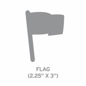 Custom Flat Cards with shape