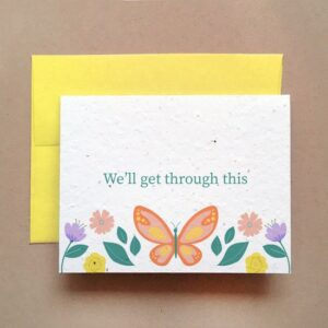 Thoughtful Plantable Seed Card 1