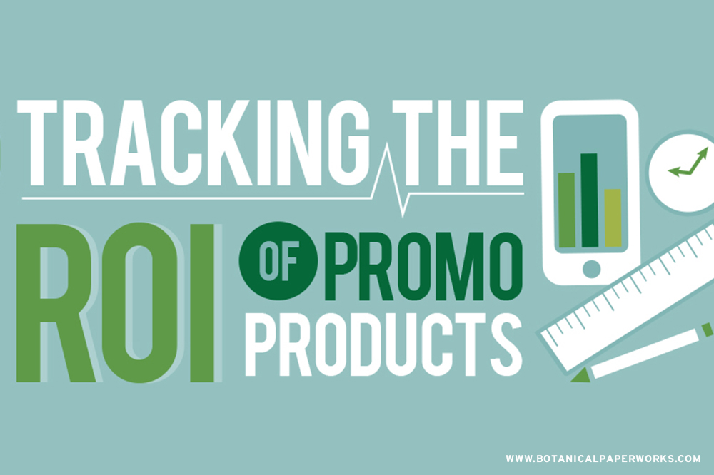 Tracking ROI of promotional products