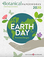 Plantable Promotions Earth Day Idea Book