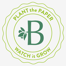 Botanical PaperWorks Logo - Footer