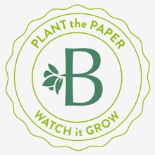 Botanical PaperWorks Logo - Footer