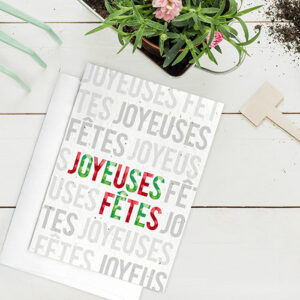 Christmas Cards - French
