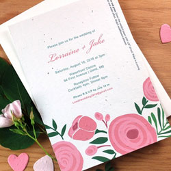 Printing with seed paper couldn't be easier. Learn all of our best tips and tricks.