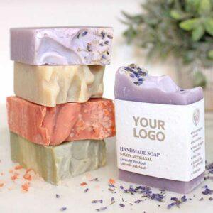 Handmade Promotional Soaps