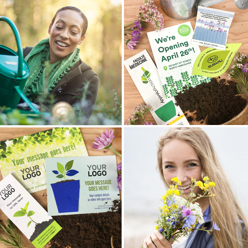 Find plantable ideas for spring and summer promotions in the 2019 Plantable Promotional Products Catalog!