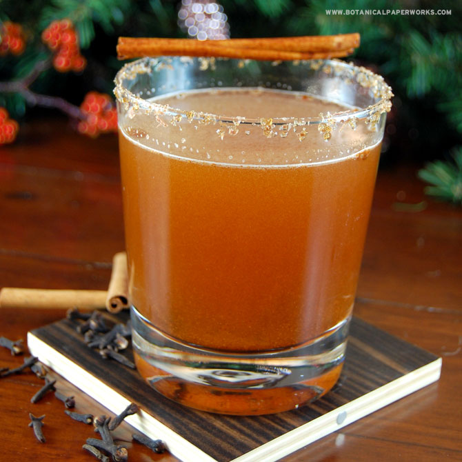 If you're looking for a tasty drink #recipe for your #fallwedding, take a look at this post for this Warm Buttered Rum #cocktail.