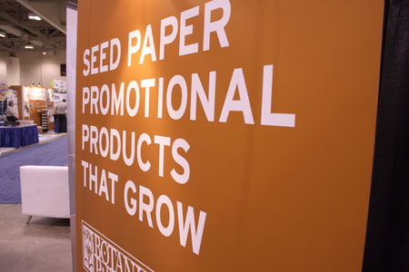 botanical paperworks PPPC best overall booth 2012