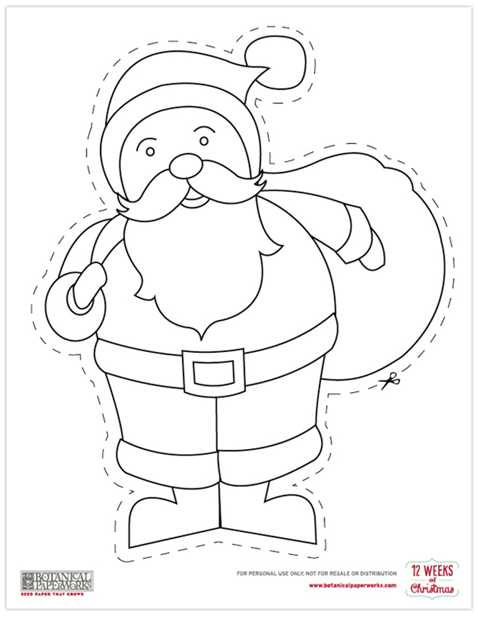 This FREE Printable is great for keeping the kids happy and entertained during holiday parties and get togethers.