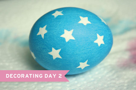 easter egg decorating ideas seed paper