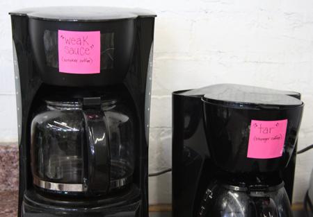 botanical paperworks coffee machines