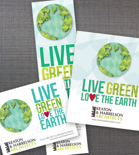 seed paper eco-friendly earth day promotions