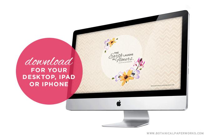 Free download desktop wallpaper Earth Day
