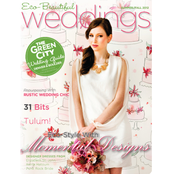 Botanical PaperWorks Featured in Eco-Beautiful Weddings