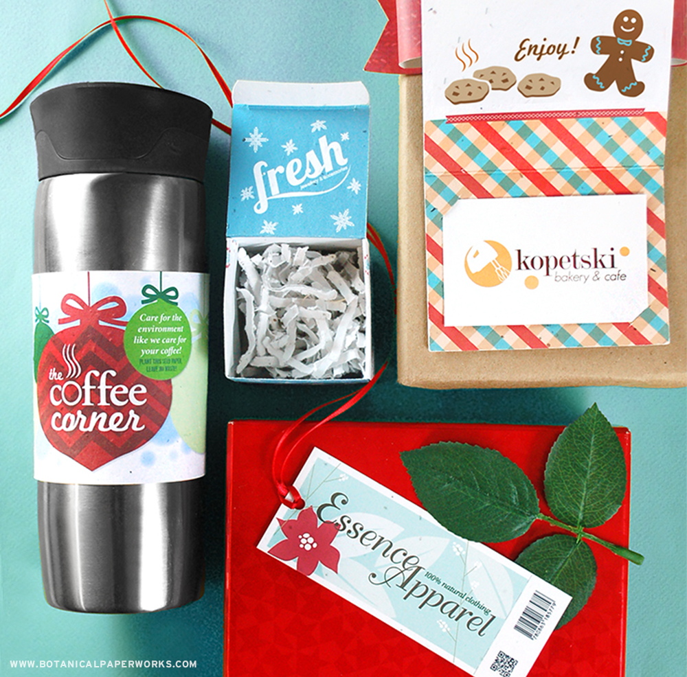 Take a look at these creative and eco-friendly holiday packaging ideas!