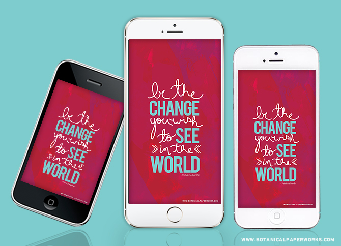 Get this FREE iPhone Wallpaper Download now plus a beautiful art print!