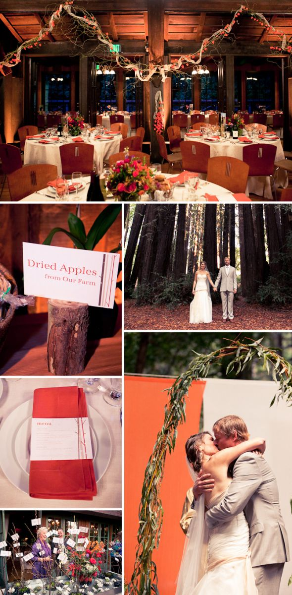 Botanical PaperWorks Plantable Birch Wedding Stationery Featured in Eco-Beautiful Weddings