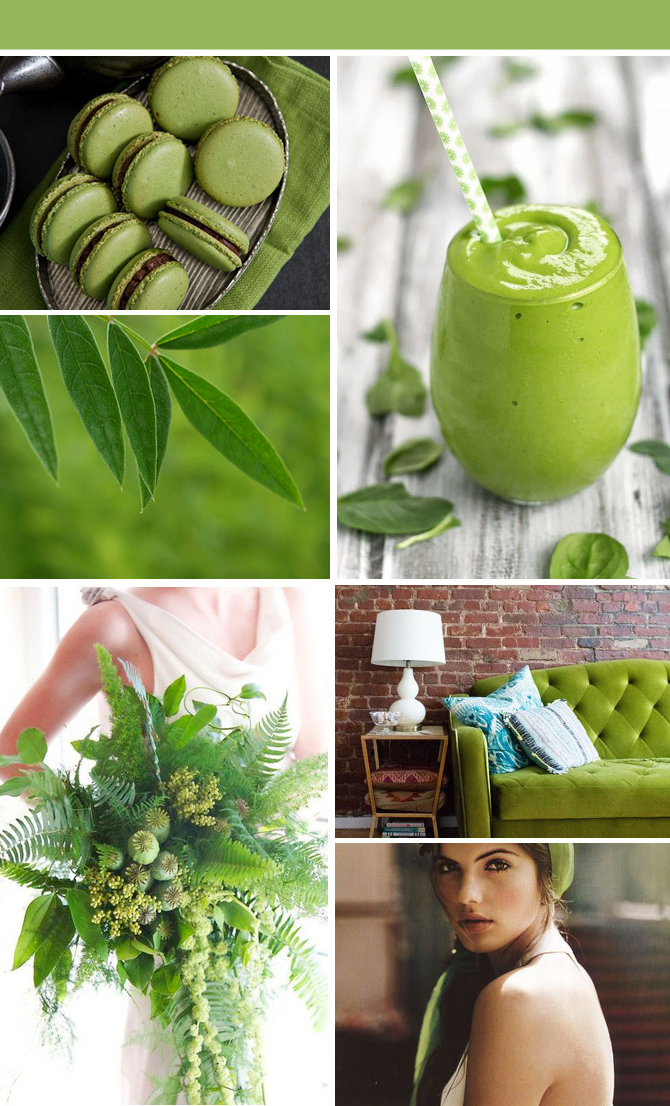 Learn more about the significance of GREENERY, Pantone's Color of The Year for 2017!