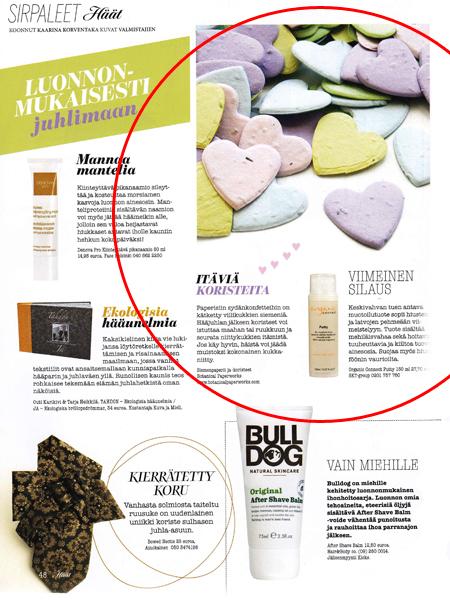 Häat Magazine - Plantable Confetti