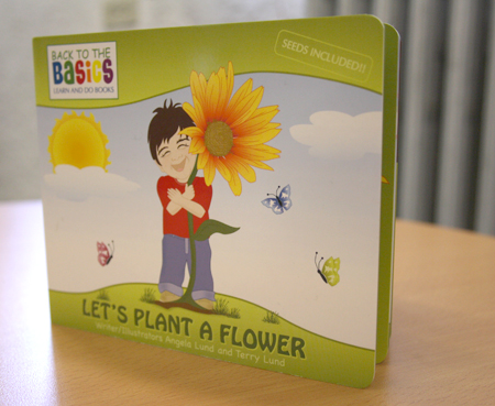 Let's Plant A Flower