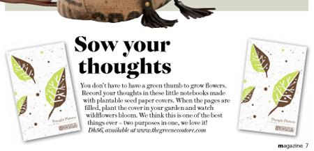 plantable thought plotter m magazine