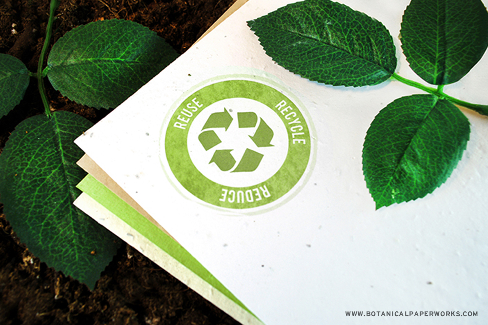 Businesses can help the #environment AND create excellent brand recognition by choosing eco-friendly #promotiona products.