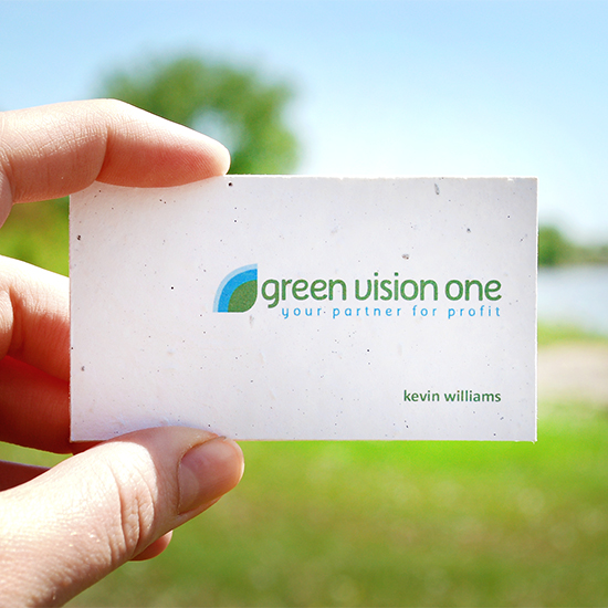 Learn everything you need to know to order eco-friendly business cards that make a lasting impression!