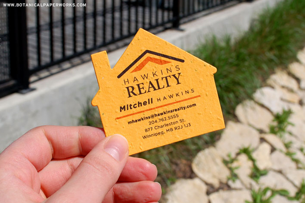 Seed Paper Promotions are totally unique and eye-catching. Learn more about how they help businesses GROW.