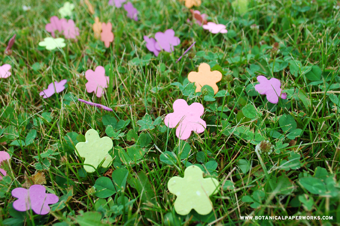 This plantable confetti is a must for your next Summer event. It adds a perfect pop of color and will grow wildflowers too1