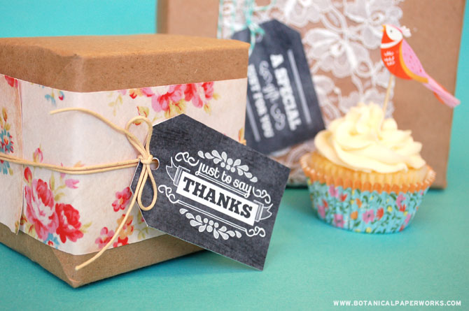 If you're looking for favor tag that's inexpensive yet completely charming, you will love these rustic free printables.