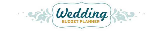 Botanical PaperWorks Free Printable Wedding Planning Budget Header