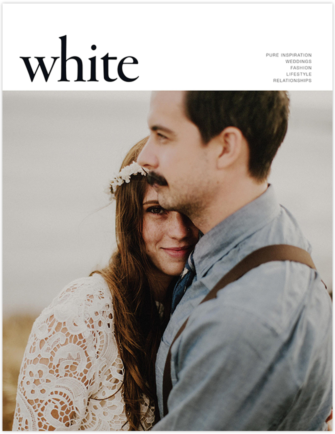 We're thrilled to see our seed paper products featured in Australia's White Magazine!