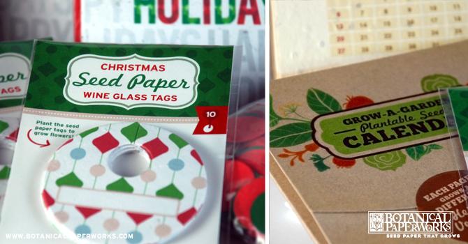 Botanical PaperWorks 12 Weeks of Christmas: Gift Giveaway