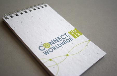 custom plantable notepad